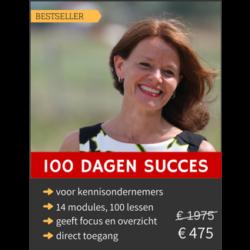 het 100 DAGEN SUCCES programma