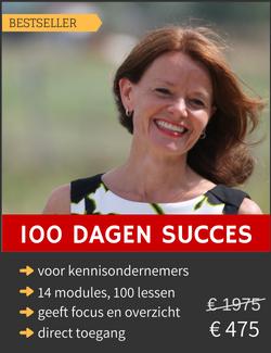 Training 100 dagen succes HEDWYG.NL